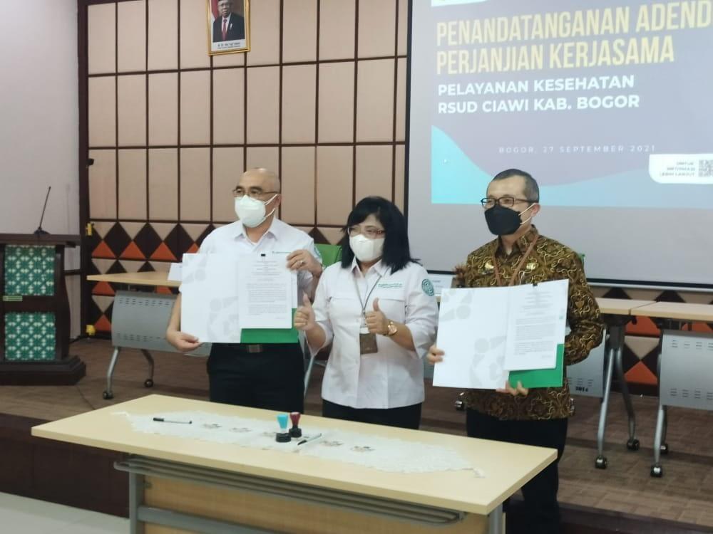 BPJS Kesehatan - Bogor Pain Center - Addendum