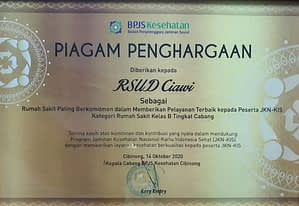 BPJS Awards